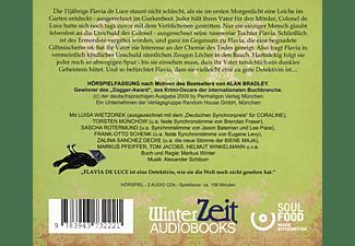 - Flavia de Luce 01: Mord im Gurkenbeet  - (CD)