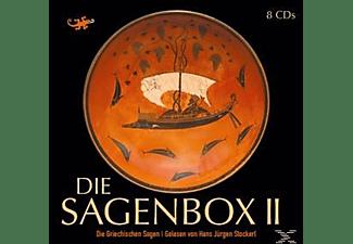 VARIOUS - Die Sagenbox 2  - (CD)