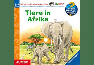 Www Junior - Wieso? Weshalb? Warum? junior: Tiere in Afrika  - (CD)