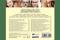VARIOUS - Kleine geistliche Konzerte Vol.1 [CD]