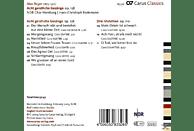 Hans-Christoph Rademann, Ndr Chor Hamburg - Acht Geistliche Gesänge,Op.138 [CD]