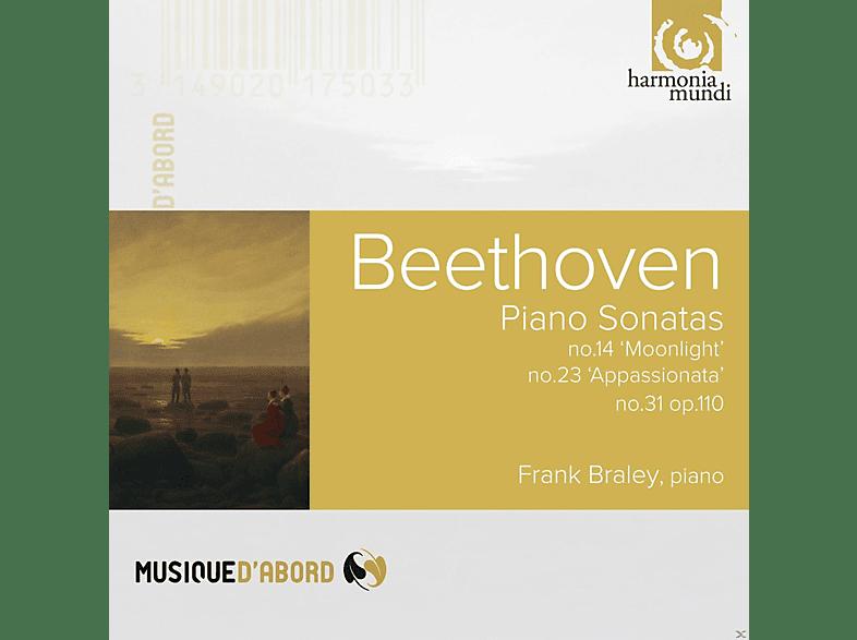 Braley Frank - Piano Sonatas [CD]