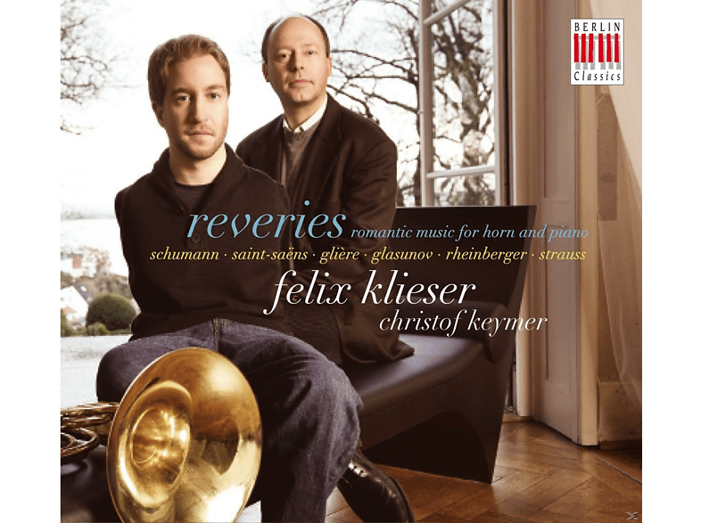 Felix Klieser, Christof Keymer - Reveries [CD]