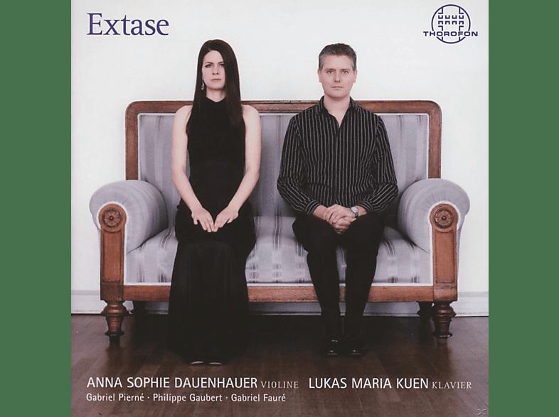 Lukas Maria Kuen, Anna Sophie Dauenhauer - Extase [CD]