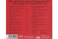 Miyuki Motoi Klavier Junko Ukigaya Flöte - Mit Der Flöte Durch 5 Jahrhunderte [CD]