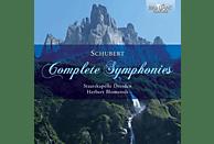 Staatskapelle Dresden - Complete Symphonies [CD]