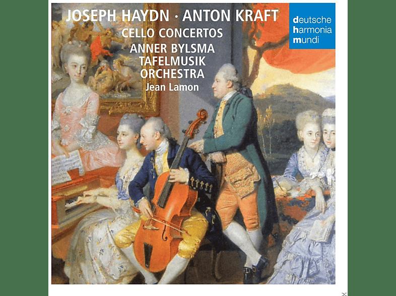 Jean Lamon, Tafelmusik Orchestra - Cello Concertos [CD]
