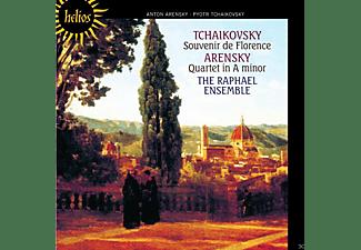 The Raphael Ensemble - Souvenir De Florence / Quartet In A Minor  - (CD)