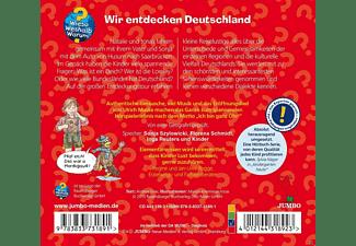 Www. - Wieso? Weshalb? Warum? Wir entdecken Deutschland  - (CD)