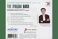 Andrea Bacchetti - The Italian Bach (Vol.1) [CD]
