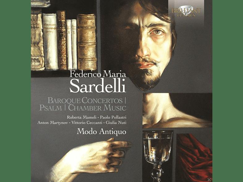 Modo Antiquo - Baroque Concertos [CD]