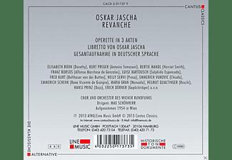 Elisabeth Roon, Kurt Preger, Bertie Mandl, Franz Borsos, Luise Kartousch, Fred Kurt, Chor & Orchester Des Wiener Rundfunks - Revanche  - (CD)