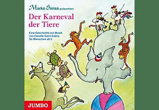- Der Karneval der Tiere  - (CD)