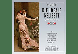 Johannes Heesters, Gretel Hartung, Otto Storr, Liselotte Schmidt, Herry Friedauer, Brigitta Mira, Werner Schmidt-boelcke - Die Ideale Geliebte  - (CD)