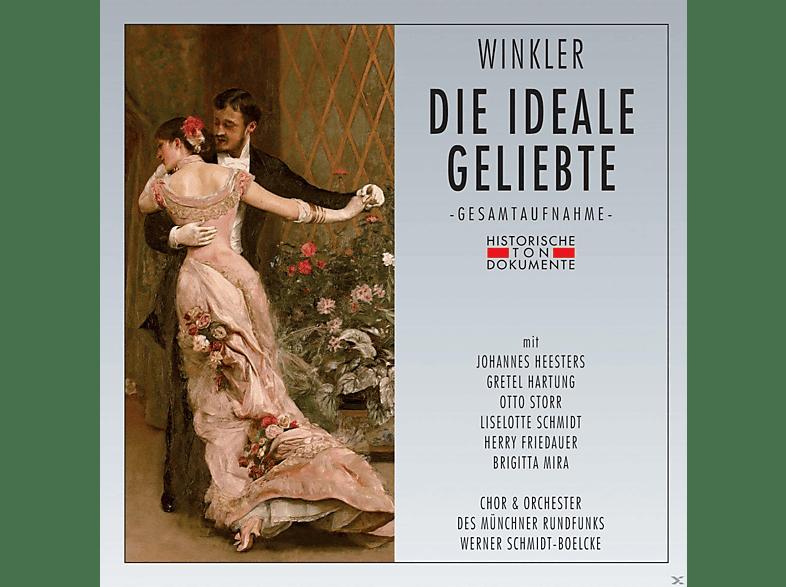 Johannes Heesters, Gretel Hartung, Otto Storr, Liselotte Schmidt, Herry Friedauer, Brigitta Mira, Werner Schmidt-boelcke - Die Ideale Geliebte [CD]