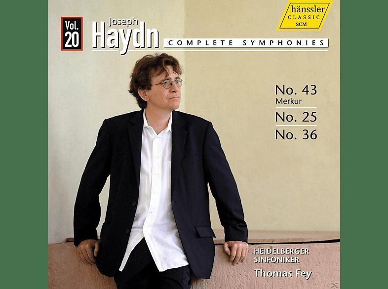 Heidelberger Sinfoniker - Complete Symphonies [CD]