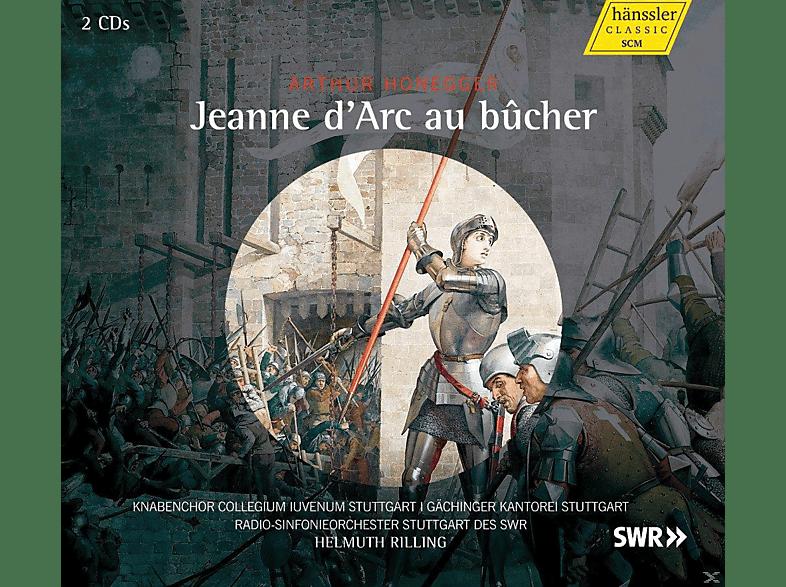Knabenchor Collegium Iuvenum Stuttgart, Gächinger Kantorei Stuttgart, Radio-Sinfonieochester Stuttgart des SWR - Jeanne d'Arc au bûcher [CD]