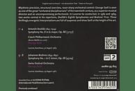 Bruno Belcik, The Czech Philharmonic Orchestra - Symphony No. 8 / Symphony No. 1 [CD]