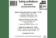 Lotte Jekeli - Klaviersonaten op.81a/op.109/op.111 [CD]