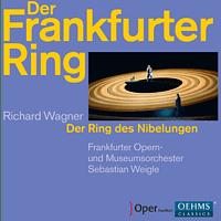 Frankfurter Opern- Und Museumsorchester, Sebastian Weigle - Der Ring des Nibelungen [CD]