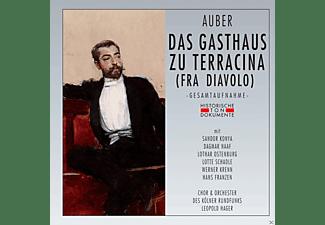 Dagmar Naaf, Lothar Ostenburg, Werner Krenn, Hans Franzen, Chor & Orchester Des Kölner Rundfunks, Lotte Schädle, Sandor Konya - Das Gasthaus Zu Terracina  - (CD)