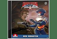 Timo Schouren - Saber Rider und die Star Sheriffs 3: Der Verräter - (CD)