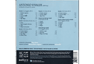 Lorenzo Cavasanti, Sergio Ciomei, Caroline Boersma - Sonate A Flauto Solo [CD]