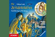 Stephan Schad - Die Zeitdetektive 29: Entführung in Nürnberg - (CD)