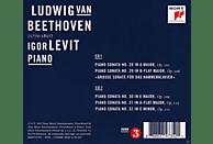 Igor Levit - Beethoven: The Late Piano Sonatas [CD]