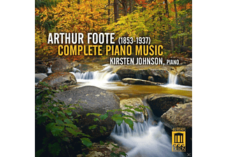 Kirsten Johnson - Complete Piano Music  - (CD)