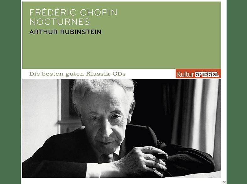 Arthur Rubinstein - Kulturspiegel: Nocturnes [CD]