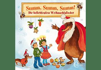 VARIOUS - Summ, Summ, Summ! - Die Beliebtesten Weihnachtslieder  - (CD)