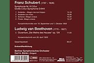 Bünte/Berliner SO - Sinfonie 8/Ouvertüre [CD]