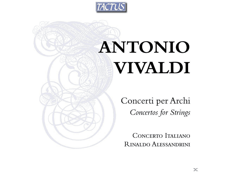Concerto Italiano - Concerti per Archi [CD]