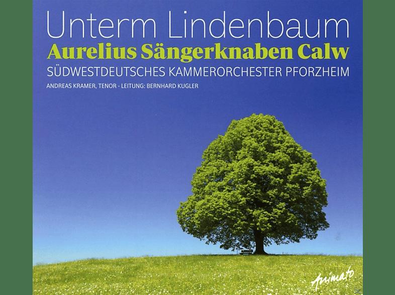 Aurelius Sängerknaben Calw - Unterm Lindenbaum [CD]