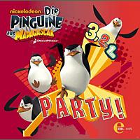 Die Pinguine Aus Madagascar - 3, 2, 1...Party! Liederalbum - (CD)