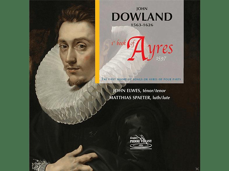 John Elwes, Matthias Spaeter - First Book of Ayres, 1597 [CD]