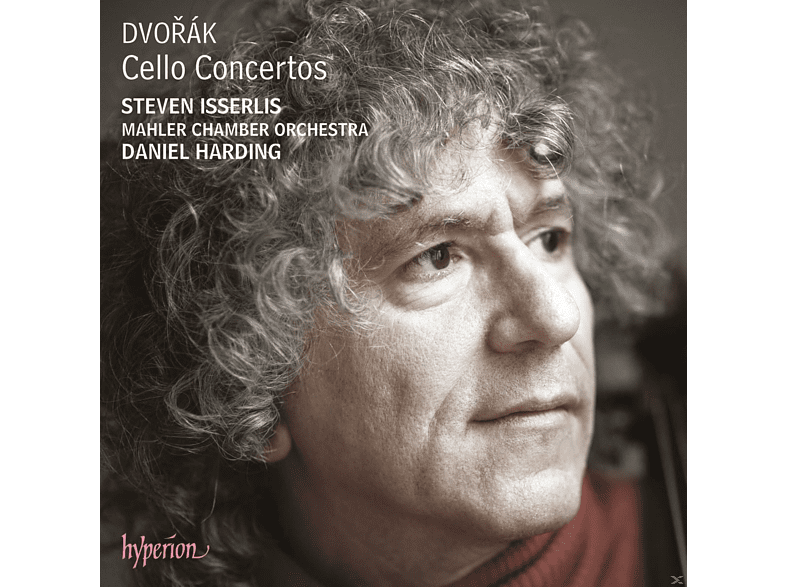 Mahler Chamber Orchestra, Daniel Harding, Steven Isserlis - Dvorak: Cello Concertos [CD]