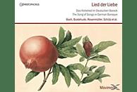Movimento - Lieder Der Liebe-Das Hohelied Im Deutschen Barock [CD]