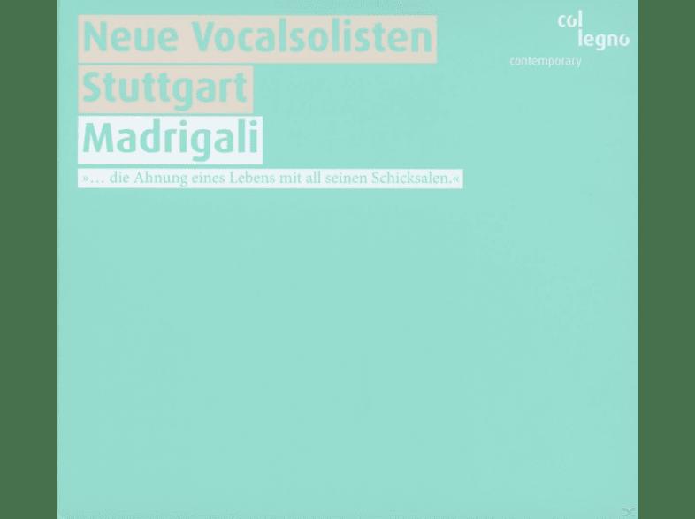 Neue Vocalsolisten Stuttgart - Madrigali [CD]