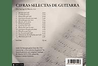 Cristian Gutiérrez - CIFRAS SELECTAS DE GUITARRA [CD]