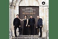Arcadia Quartet - The Two String Quartet [CD]