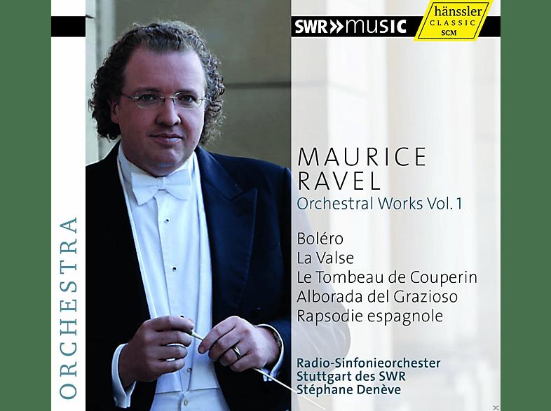 Radio-Sinfonieorchester Stuttgart des SWR - Orchestral Works Vol. 1 [CD]