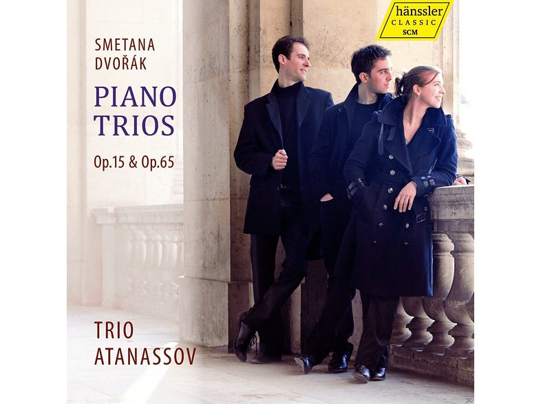 Trio Atanassov - Piano Trios [CD]