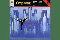 Iris Rieg - Orgeltanz - Iris Rieg an der Klaisorgel der Trinitatiskirche Köln [CD]