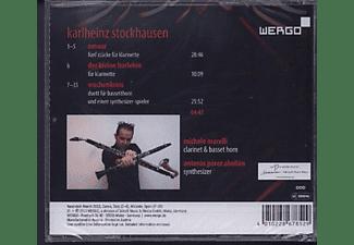 Michele Marelli - Amour / Der kleine Harlekin / Wochenkreis  - (CD)
