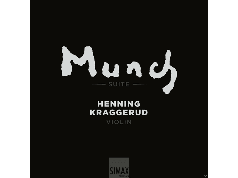 Henning Kraggerud - 15 Solo Pieces To 15 Paintings By Munch [CD]