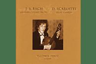 Vladimir Tervo - Lautensuiten / Sechs Sonaten [CD]