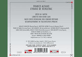 VARIOUS, Coro E Orchestra Della Rai Di Milano - Cyrano De Bergerac  - (CD)