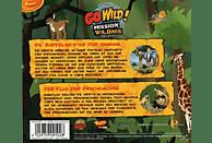 Go Wild! Mission Wildnis 02: Der Flug der Drachenechse - (CD)